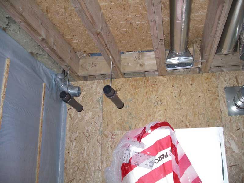 Вентиляция в сип доме своими руками фото 396